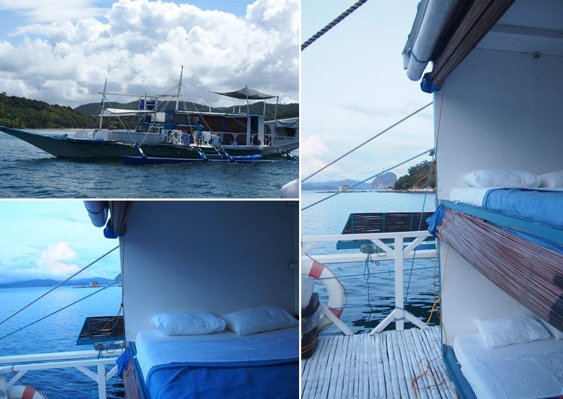 Bateau Hotel Palawan Secret Cruise