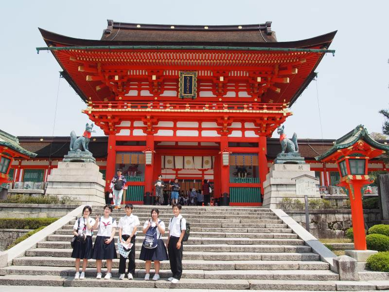 Temple Fushimi Inari-Taisha