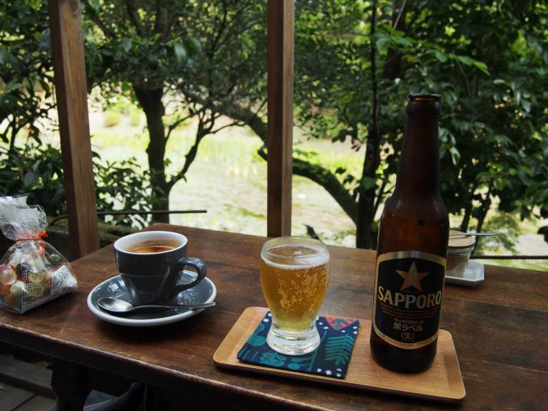 Prendre un verre à Kyoto
