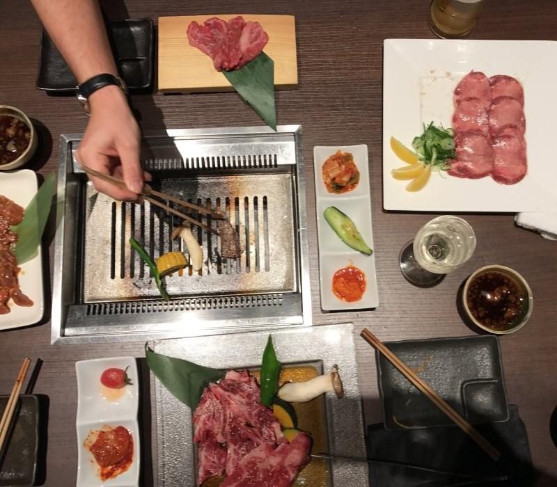 Barbecue japonais : le yakiniku