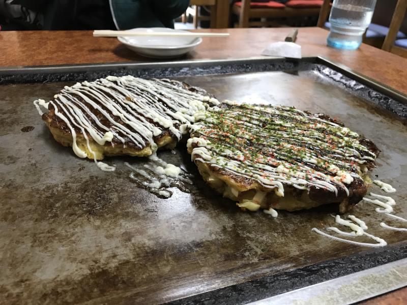 Cuisine japonaise : okonomiyaki