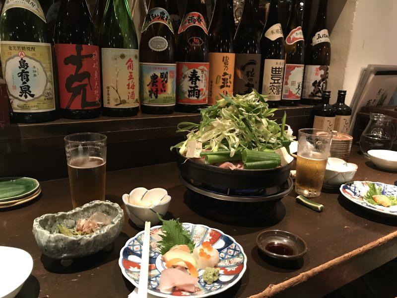 Cuisine japonaise Sukiyaki : fondue japonaise