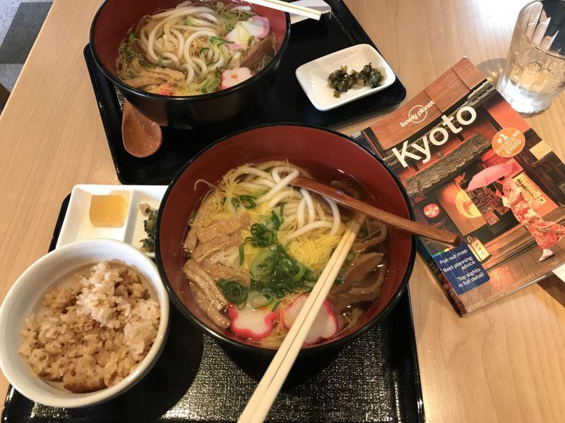 Cuisine japonaise udon