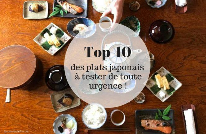 Cuisine japonaise : 10 spécialités à tester