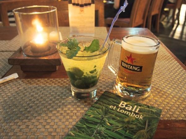 Top 10 des choses à faire à Bali : boire un verre