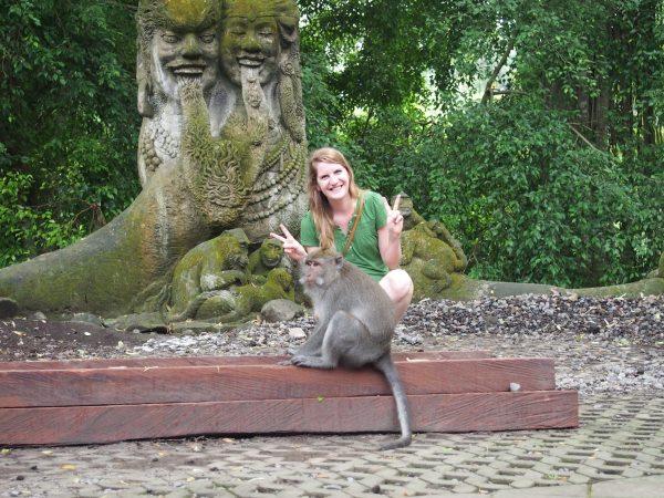Top 10 des choses à faire à Bali : forêt des singes