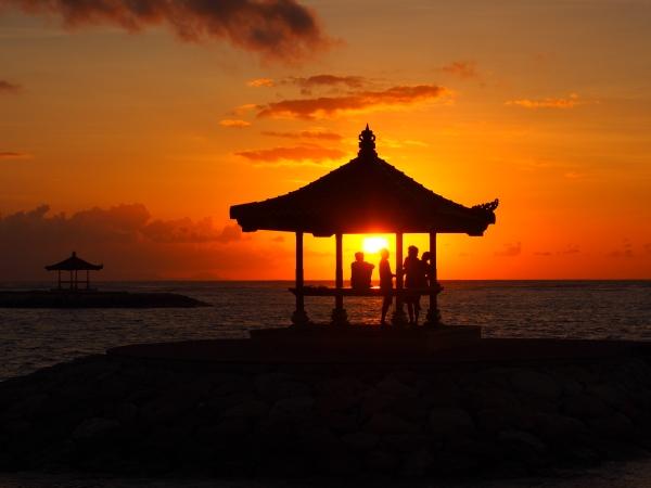 Top 10 des choses à faire à Bali : admirer un lever de soleil