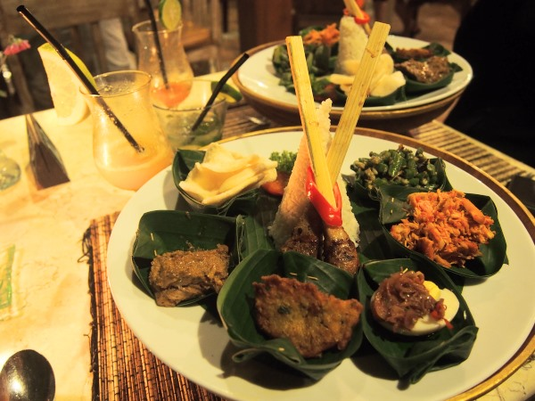 Top 10 des choses à faire à Bali : manger !
