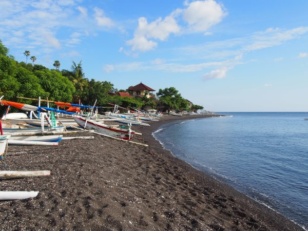 Top 10 des choses à faire à Bali : plage de Amed
