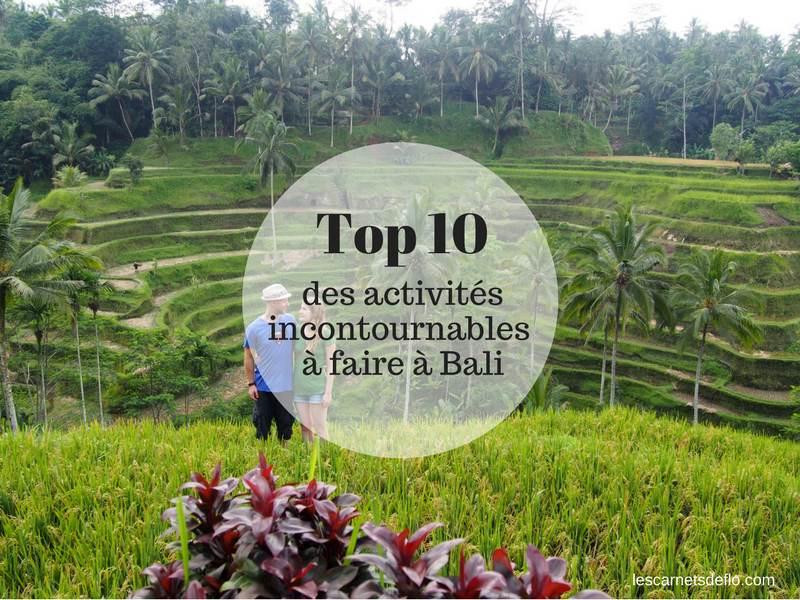 Carte Bali Chose A Voir.Top 10 Des Choses A Faire A Bali Les Carnets De Flo