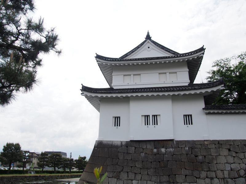 Les plus beaux temples de Kyoto : Le château Nijo-jo