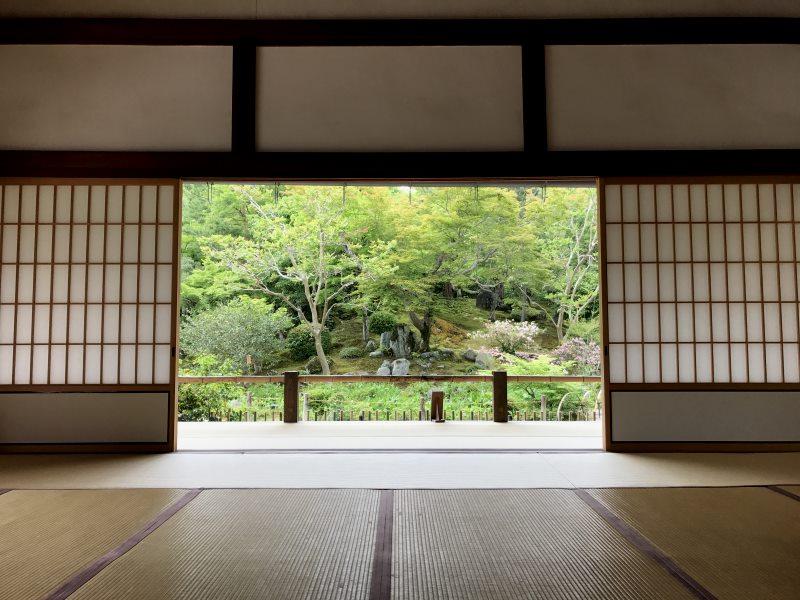 Les plus beaux temples de Kyoto : temple Tenryû-ji