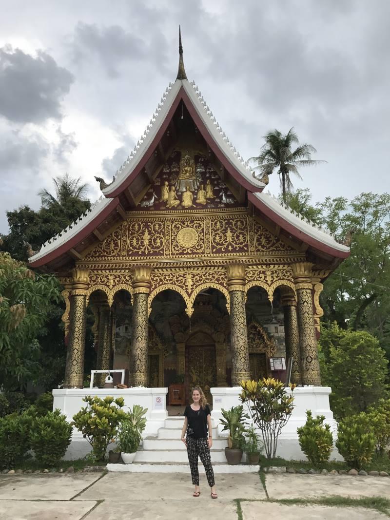 Luang Prabang : la ville la plus belle du monde ! Temple