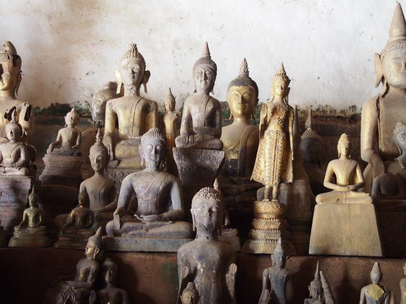 Top 10 des activités à faire à Luang Prabang : millier de boudhas
