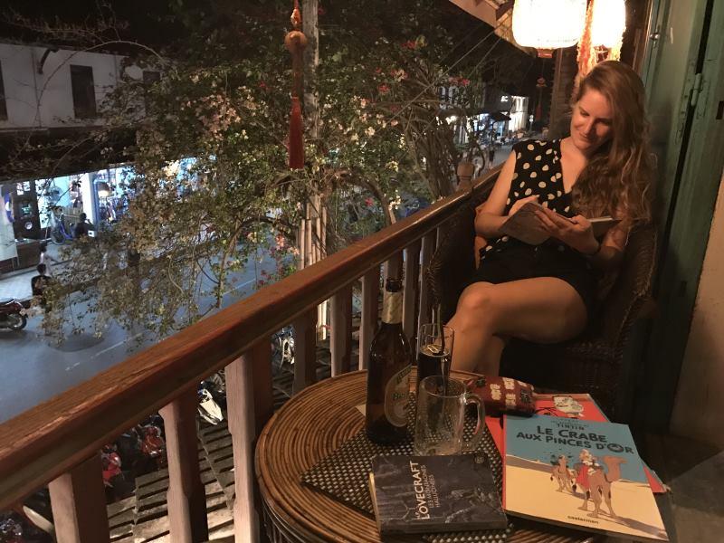 Top 10 des activités à faire à Luang Prabang : flâner dans les cafés
