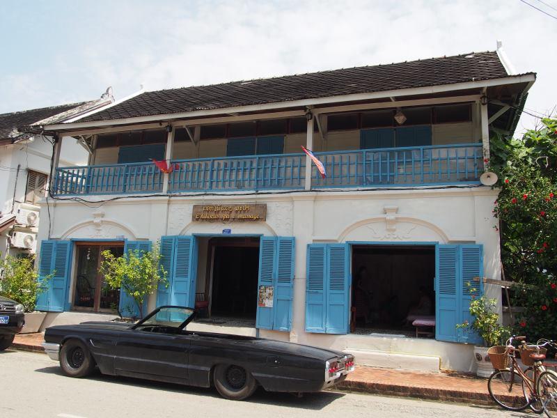 Top 10 des activités à faire à Luang Prabang : maisons coloniales