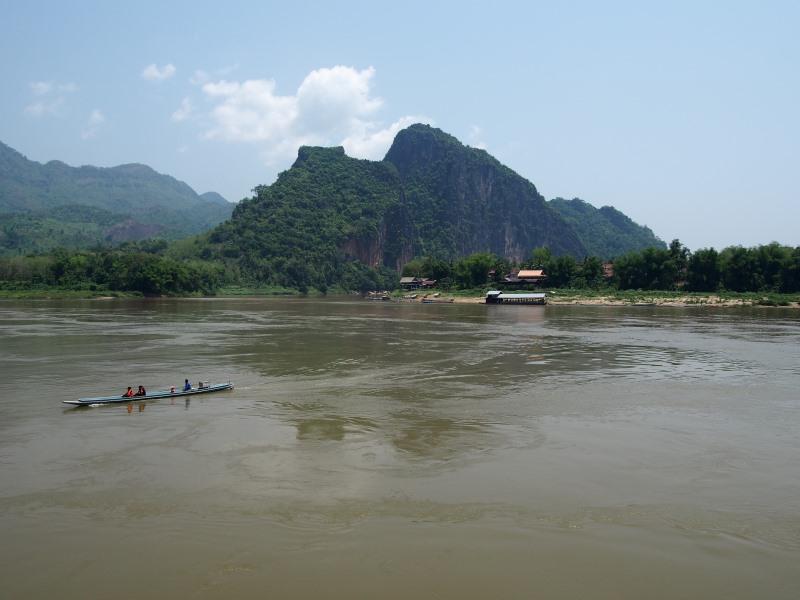 Top 10 des activités à faire à Luang Prabang : balade sur le Mékong
