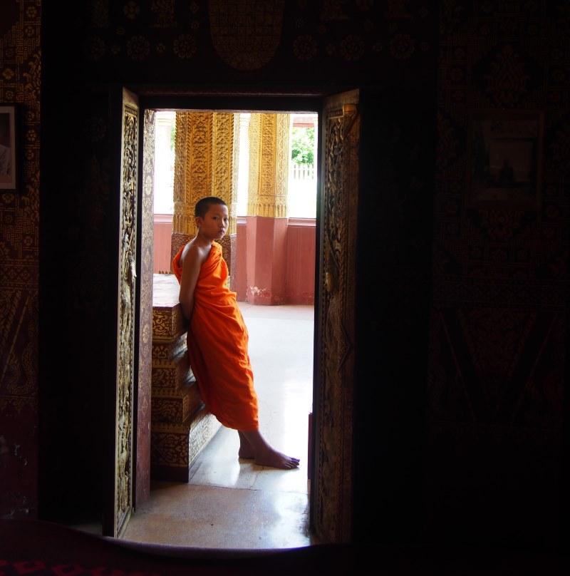 Top 10 des activités à faire à Luang Prabang : moine