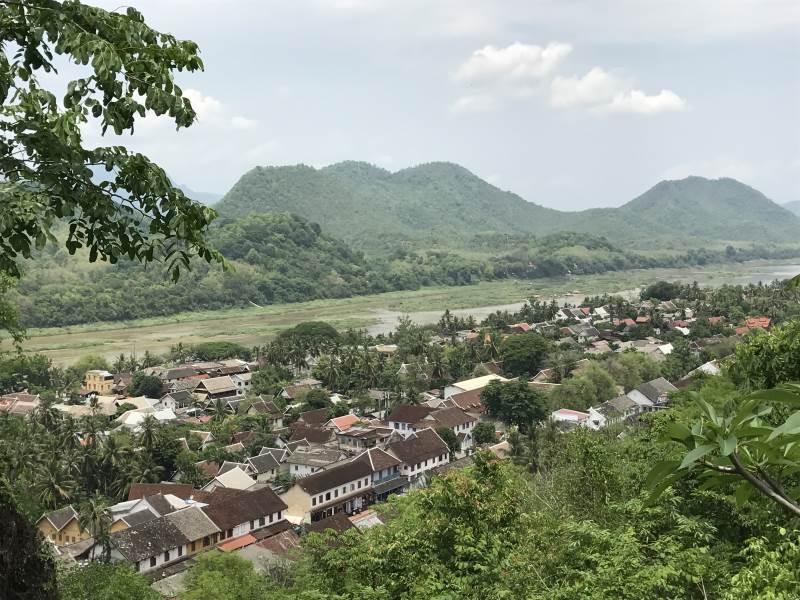Top 10 des activités à faire à Luang Prabang : vue sur le Mékong