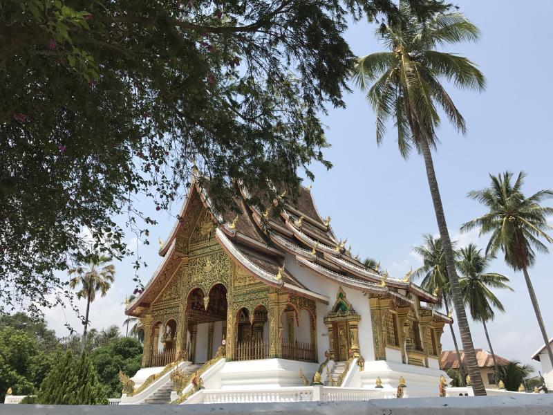 Top 10 des activités à faire à Luang Prabang : temple