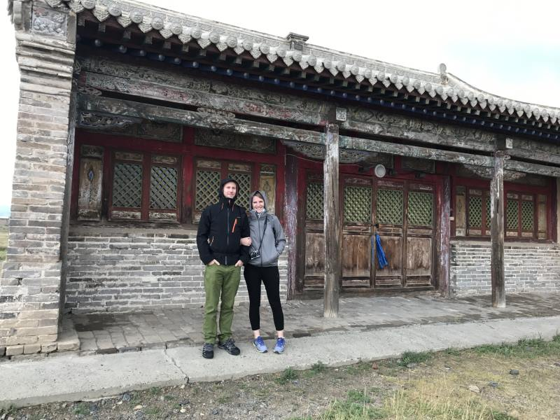 Tu sais que tu es en Mongolie quand : il fait 5°C en plein été