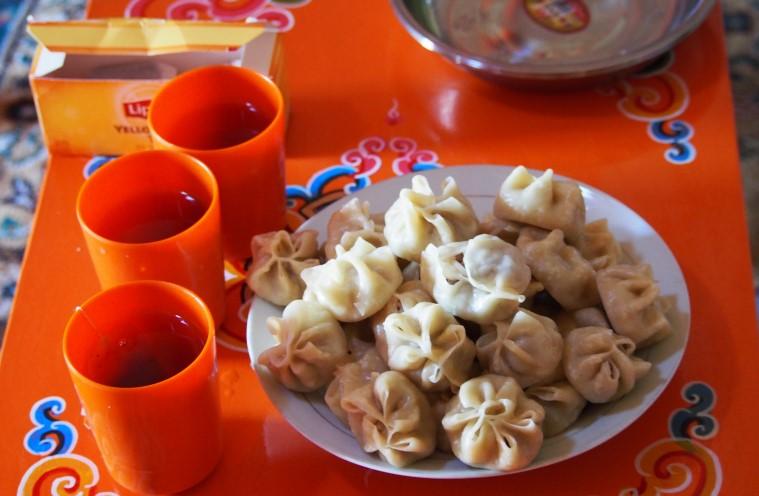 Tu sais que tu es en Mongolie quand : tu manges du mouton à tous les repas