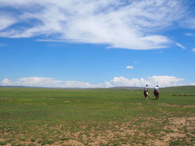 Voyage en Mongolie : festival du Nadaam