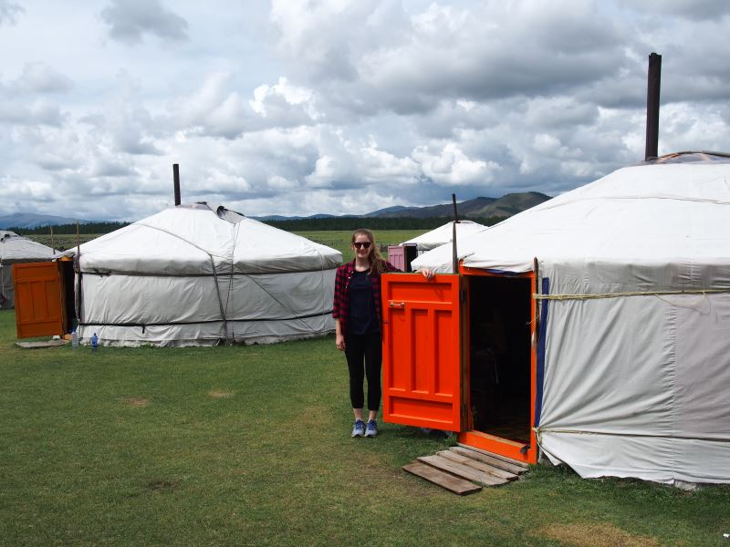 Voyage en Mongolie : bienvenue dans ma yourte !