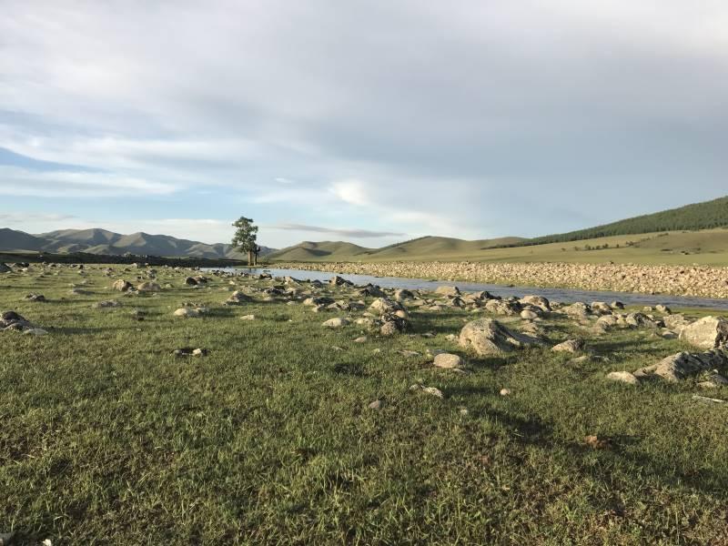 Voyage en Mongolie : vallée de l'Orkhon