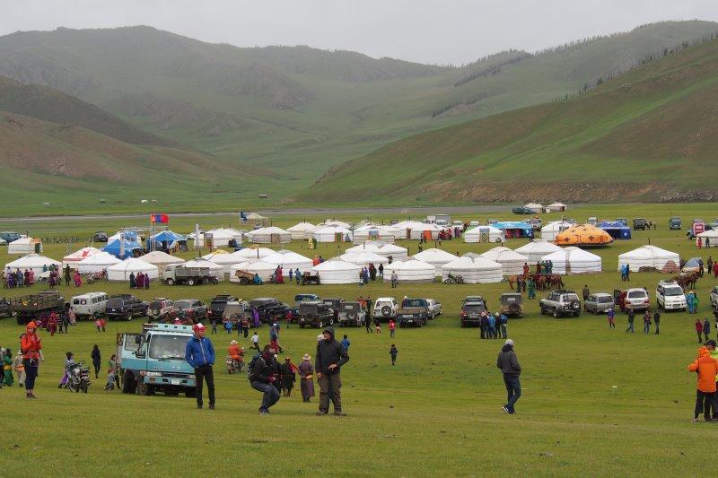 Carnet de voyage en Mongolie : festival du Nadaam