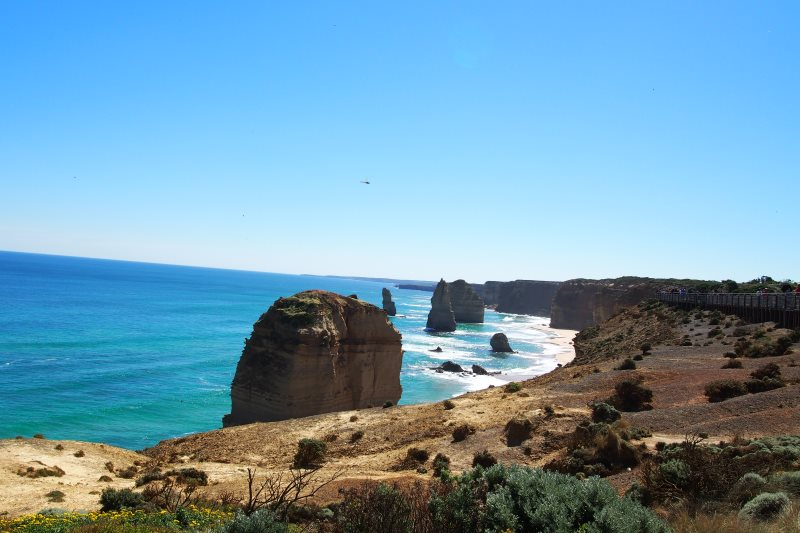 Road trip sur la Great Oean Road : vue sur les 12 Apôtres