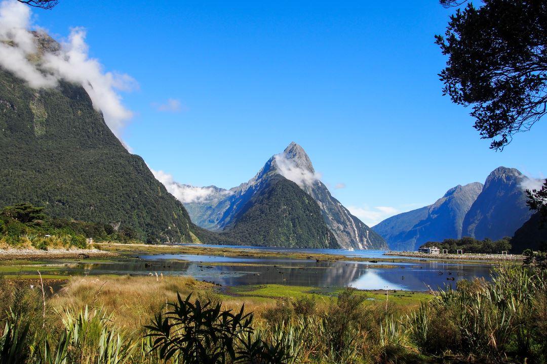 Bien préparer son voyage en Nouvelle-Zélande : Milford Sound