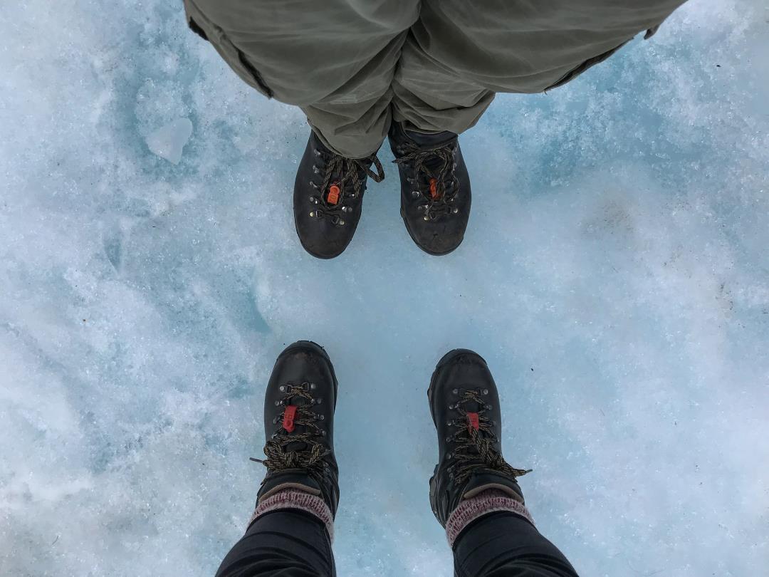 2 semaines en Nouvelle-Zélande : premiers pas sur le glacier Fox