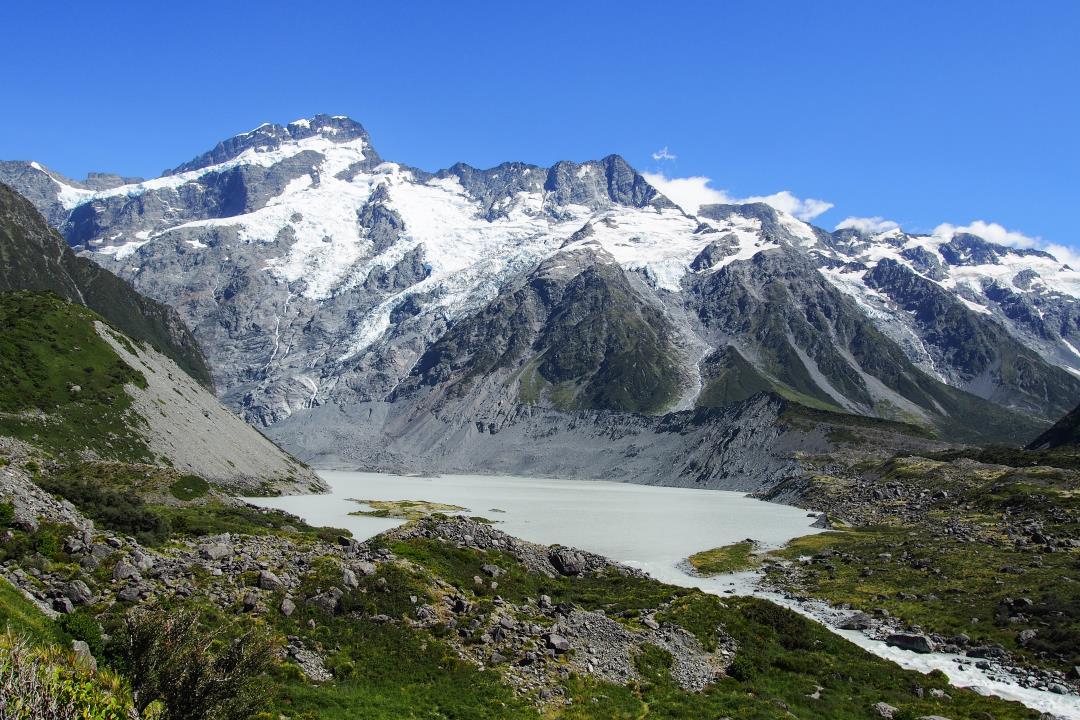 2 semaines en Nouvelle-Zélande : Hooker Valley Track