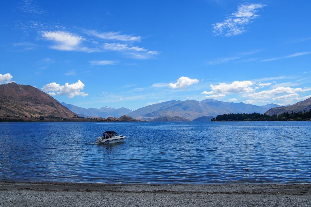 2 semaines en Nouvelle-Zélande : lac de Wanaka