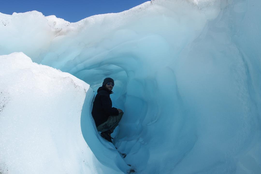 2 semaines en Nouvelle-Zélande : bien caché dans la glace