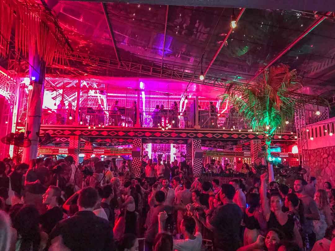 Où sortir à Bali : faire la fête à au Mexicola à Seminyak