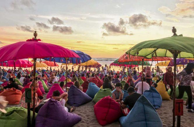 Où sortir à Bali : boire un verre à La Plancha à Seminyak