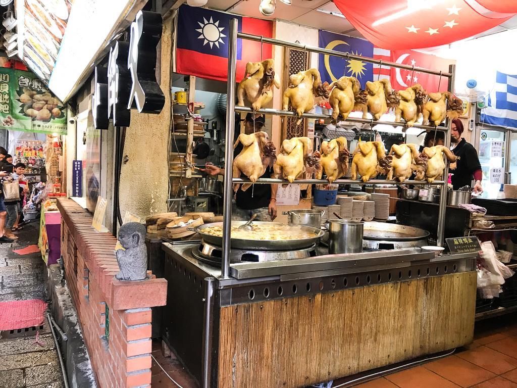 Top 10 des choses à faire à Taipei et ses alentours : rues de Juifen et poulets rôtis