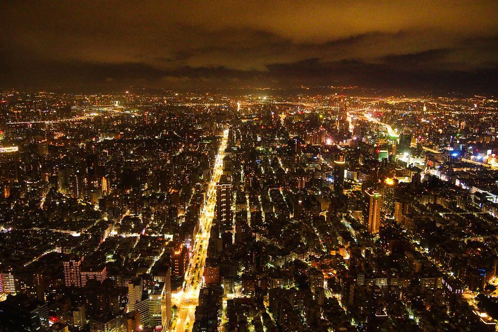 Top 10 des choses à faire à Taipei et ses alentours : vue depuis la Taipei 100
