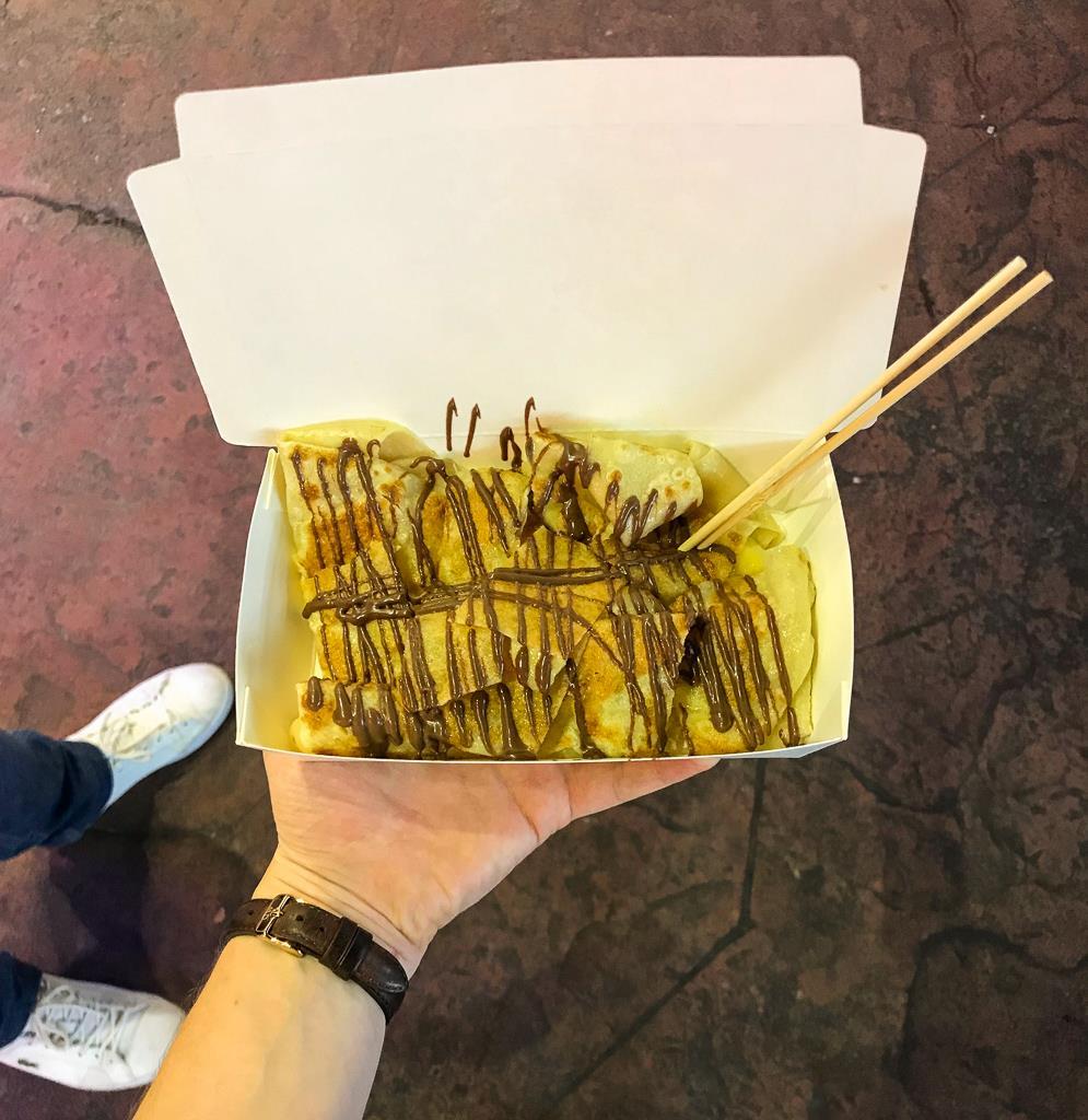 Top 10 des choses à faire à Taipei et ses alentours : street food du night market