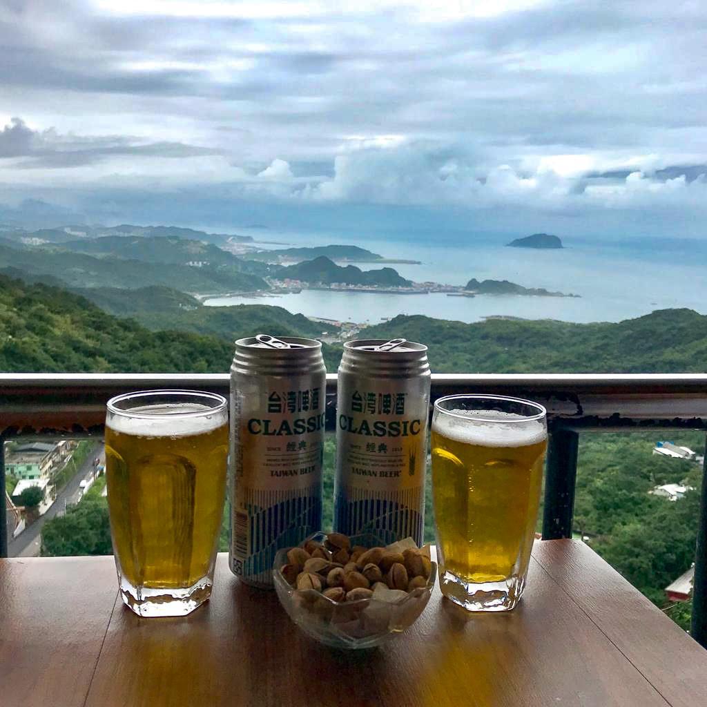 Top 10 des choses à faire à Taipei et ses alentours : pause bière à Juifen