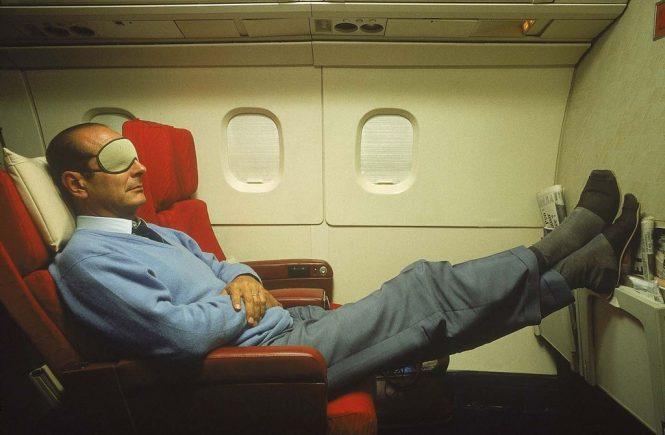 Voyager sereinement en avion like a boss.